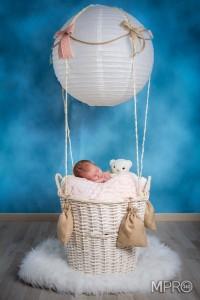 newborn fotografía de bebés en Benicarló