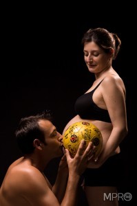 sesión embarazo